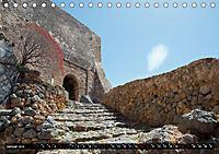 MONEMVASIA - Eine mittelalterliche Burg (Tischkalender 2019 DIN A5 quer) - Produktdetailbild 1