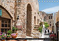 MONEMVASIA - Eine mittelalterliche Burg (Tischkalender 2019 DIN A5 quer) - Produktdetailbild 4