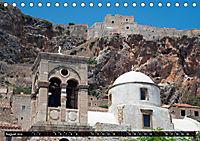 MONEMVASIA - Eine mittelalterliche Burg (Tischkalender 2019 DIN A5 quer) - Produktdetailbild 8