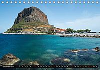 MONEMVASIA - Eine mittelalterliche Burg (Tischkalender 2019 DIN A5 quer) - Produktdetailbild 12