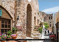 MONEMVASIA - Eine mittelalterliche Burg (Wandkalender 2019 DIN A4 quer) - Produktdetailbild 4