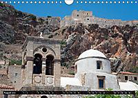 MONEMVASIA - Eine mittelalterliche Burg (Wandkalender 2019 DIN A4 quer) - Produktdetailbild 8