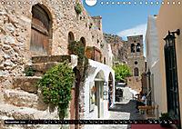 MONEMVASIA - Eine mittelalterliche Burg (Wandkalender 2019 DIN A4 quer) - Produktdetailbild 11