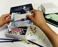 Monet in a Box: Das Museum zum Mitnehmen, m. Kunstkarten, Claude Monet