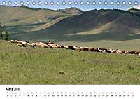 Mongolei entdecken - Landschaften und Klöster (Tischkalender 2019 DIN A5 quer) - Produktdetailbild 3