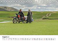 Mongolei entdecken - Landschaften und Klöster (Tischkalender 2019 DIN A5 quer) - Produktdetailbild 8