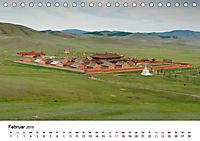 Mongolei entdecken - Landschaften und Klöster (Tischkalender 2019 DIN A5 quer) - Produktdetailbild 2