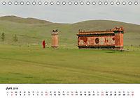 Mongolei entdecken - Landschaften und Klöster (Tischkalender 2019 DIN A5 quer) - Produktdetailbild 6