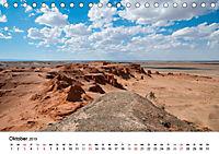Mongolei entdecken - Landschaften und Klöster (Tischkalender 2019 DIN A5 quer) - Produktdetailbild 10
