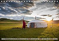 Mongolei - imposantes Land (Tischkalender 2019 DIN A5 quer) - Produktdetailbild 7