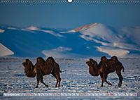 Mongolei - imposantes Land (Wandkalender 2019 DIN A2 quer) - Produktdetailbild 11