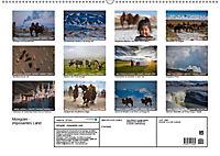 Mongolei - imposantes Land (Wandkalender 2019 DIN A2 quer) - Produktdetailbild 13