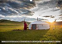 Mongolei - imposantes Land (Wandkalender 2019 DIN A3 quer) - Produktdetailbild 7