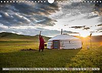 Mongolei - imposantes Land (Wandkalender 2019 DIN A4 quer) - Produktdetailbild 7
