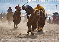 Mongolei - imposantes Land (Wandkalender 2019 DIN A4 quer) - Produktdetailbild 10