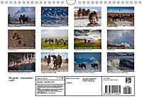 Mongolei - imposantes Land (Wandkalender 2019 DIN A4 quer) - Produktdetailbild 13