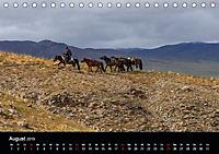 Mongolei - Land der Nomaden (Tischkalender 2019 DIN A5 quer) - Produktdetailbild 8