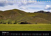 Mongolei - Land der Nomaden (Tischkalender 2019 DIN A5 quer) - Produktdetailbild 10