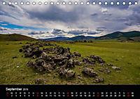 Mongolei - Land der Nomaden (Tischkalender 2019 DIN A5 quer) - Produktdetailbild 9