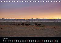 Mongolei - Land der Nomaden (Tischkalender 2019 DIN A5 quer) - Produktdetailbild 4