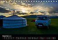 Mongolei - Land der Nomaden (Tischkalender 2019 DIN A5 quer) - Produktdetailbild 12