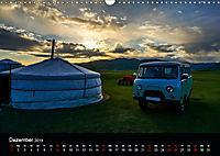 Mongolei - Land der Nomaden (Wandkalender 2019 DIN A3 quer) - Produktdetailbild 12
