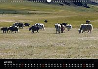 Mongolei - Land der Nomaden (Wandkalender 2019 DIN A3 quer) - Produktdetailbild 7