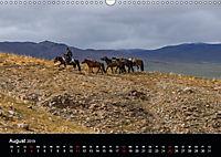 Mongolei - Land der Nomaden (Wandkalender 2019 DIN A3 quer) - Produktdetailbild 8