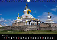 Mongolei - Zwischen Mittelalter und Moderne (Wandkalender 2019 DIN A4 quer) - Produktdetailbild 3