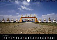 Mongolei - Zwischen Mittelalter und Moderne (Wandkalender 2019 DIN A4 quer) - Produktdetailbild 1