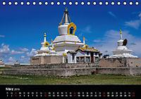 Mongolei - Zwischen Mittelalter und Moderne (Tischkalender 2019 DIN A5 quer) - Produktdetailbild 3