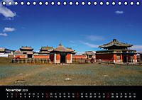 Mongolei - Zwischen Mittelalter und Moderne (Tischkalender 2019 DIN A5 quer) - Produktdetailbild 11