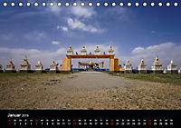 Mongolei - Zwischen Mittelalter und Moderne (Tischkalender 2019 DIN A5 quer) - Produktdetailbild 1