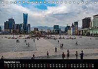 Mongolei - Zwischen Mittelalter und Moderne (Tischkalender 2019 DIN A5 quer) - Produktdetailbild 9