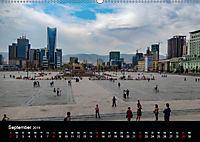 Mongolei - Zwischen Mittelalter und Moderne (Wandkalender 2019 DIN A2 quer) - Produktdetailbild 9