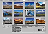 Mongolei - Zwischen Mittelalter und Moderne (Wandkalender 2019 DIN A3 quer) - Produktdetailbild 13