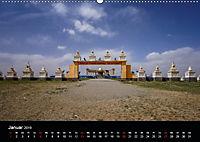 Mongolei - Zwischen Mittelalter und Moderne (Wandkalender 2019 DIN A2 quer) - Produktdetailbild 1