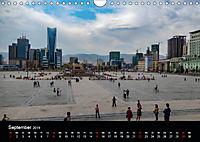 Mongolei - Zwischen Mittelalter und Moderne (Wandkalender 2019 DIN A4 quer) - Produktdetailbild 9
