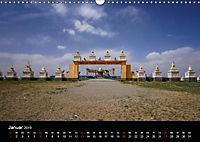 Mongolei - Zwischen Mittelalter und Moderne (Wandkalender 2019 DIN A3 quer) - Produktdetailbild 1