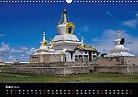 Mongolei - Zwischen Mittelalter und Moderne (Wandkalender 2019 DIN A3 quer) - Produktdetailbild 3