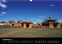 Mongolei - Zwischen Mittelalter und Moderne (Wandkalender 2019 DIN A3 quer) - Produktdetailbild 11