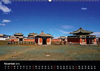 Mongolei - Zwischen Mittelalter und Moderne (Wandkalender 2019 DIN A2 quer) - Produktdetailbild 11