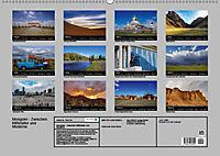 Mongolei - Zwischen Mittelalter und Moderne (Wandkalender 2019 DIN A2 quer) - Produktdetailbild 13