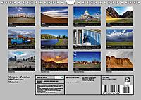 Mongolei - Zwischen Mittelalter und Moderne (Wandkalender 2019 DIN A4 quer) - Produktdetailbild 13