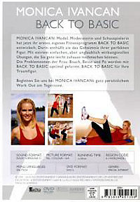 Monica Ivancan - Back to Basic - Produktdetailbild 1