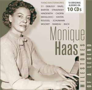 Monique Haas-Milestones Of A Legend, Monique Haas