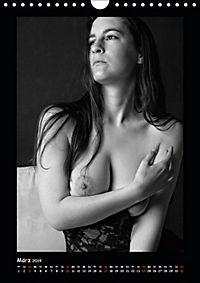 Monochrom Erotik (Wandkalender 2019 DIN A4 hoch) - Produktdetailbild 3