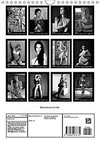 Monochrom Erotik (Wandkalender 2019 DIN A4 hoch) - Produktdetailbild 13