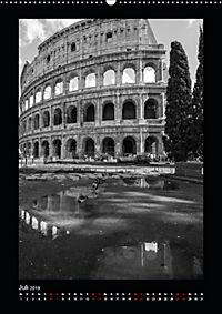 Monochrome Einblicke Rom (Wandkalender 2019 DIN A2 hoch) - Produktdetailbild 7