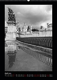 Monochrome Einblicke Rom (Wandkalender 2019 DIN A2 hoch) - Produktdetailbild 4